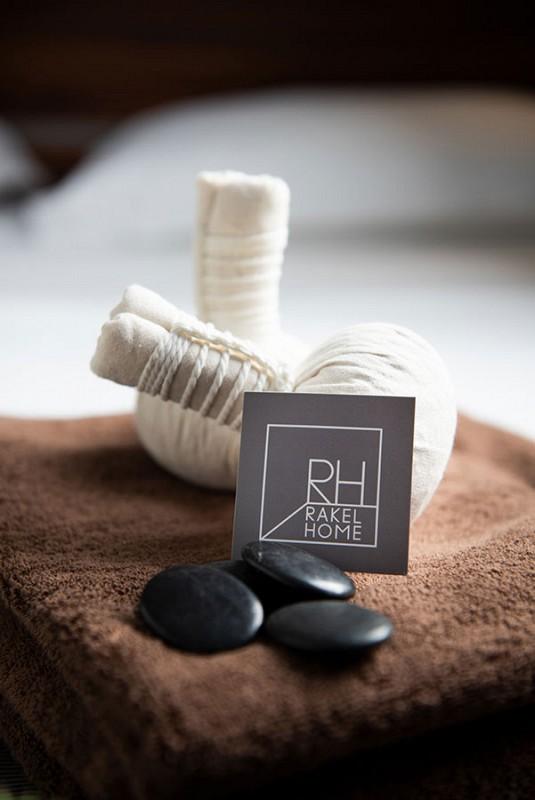 Rakelhome - Set da bagno per gli ospiti del b&b