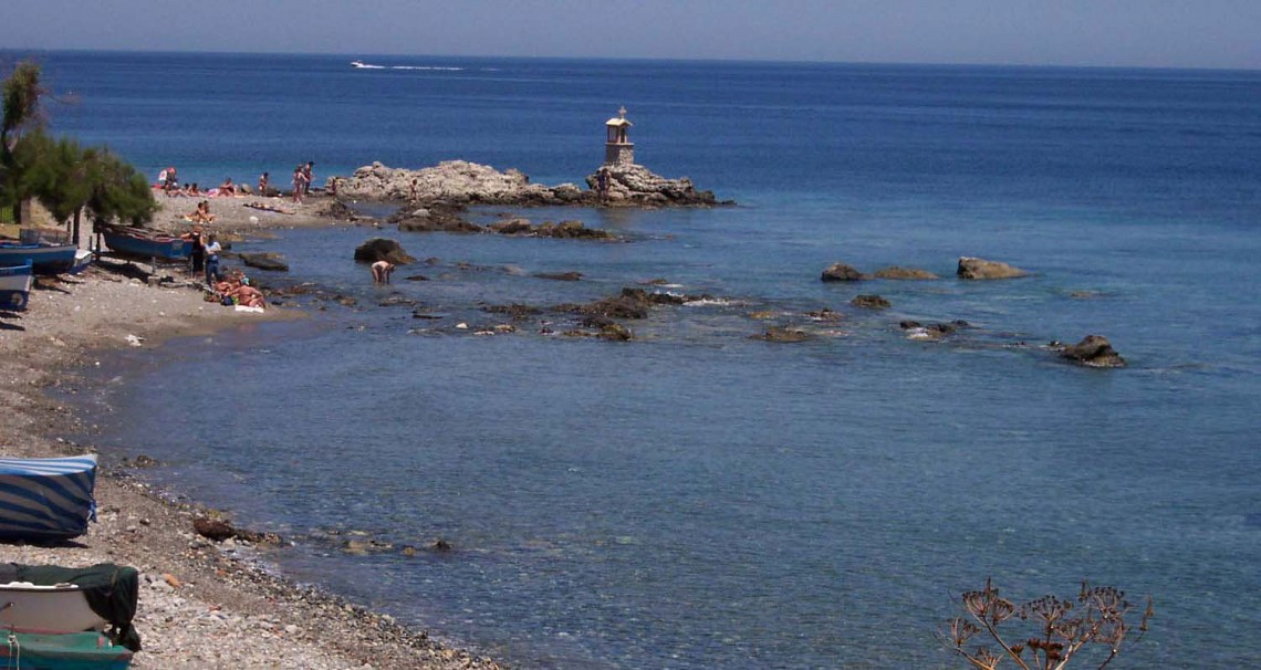 Rakelhome - Il mare di Levante, a Milazzo