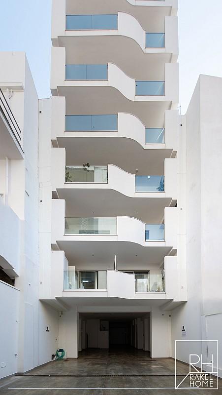 Rakel Home - Vista del palazzo del nostro Bed and Breakfast - Milazzo