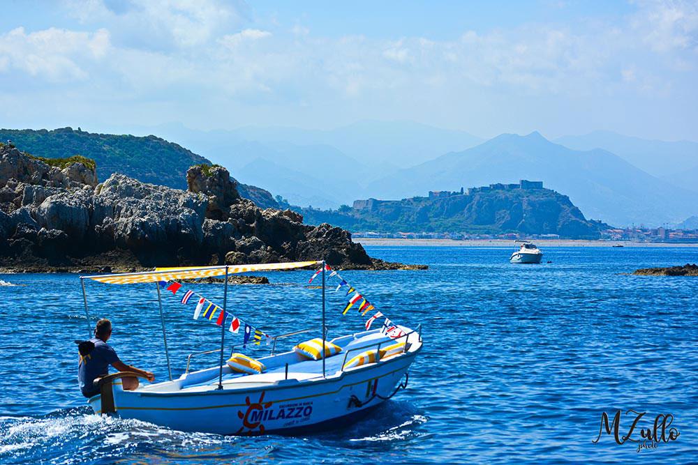 Rakelhome - Il mare di Ponente a Milazzo