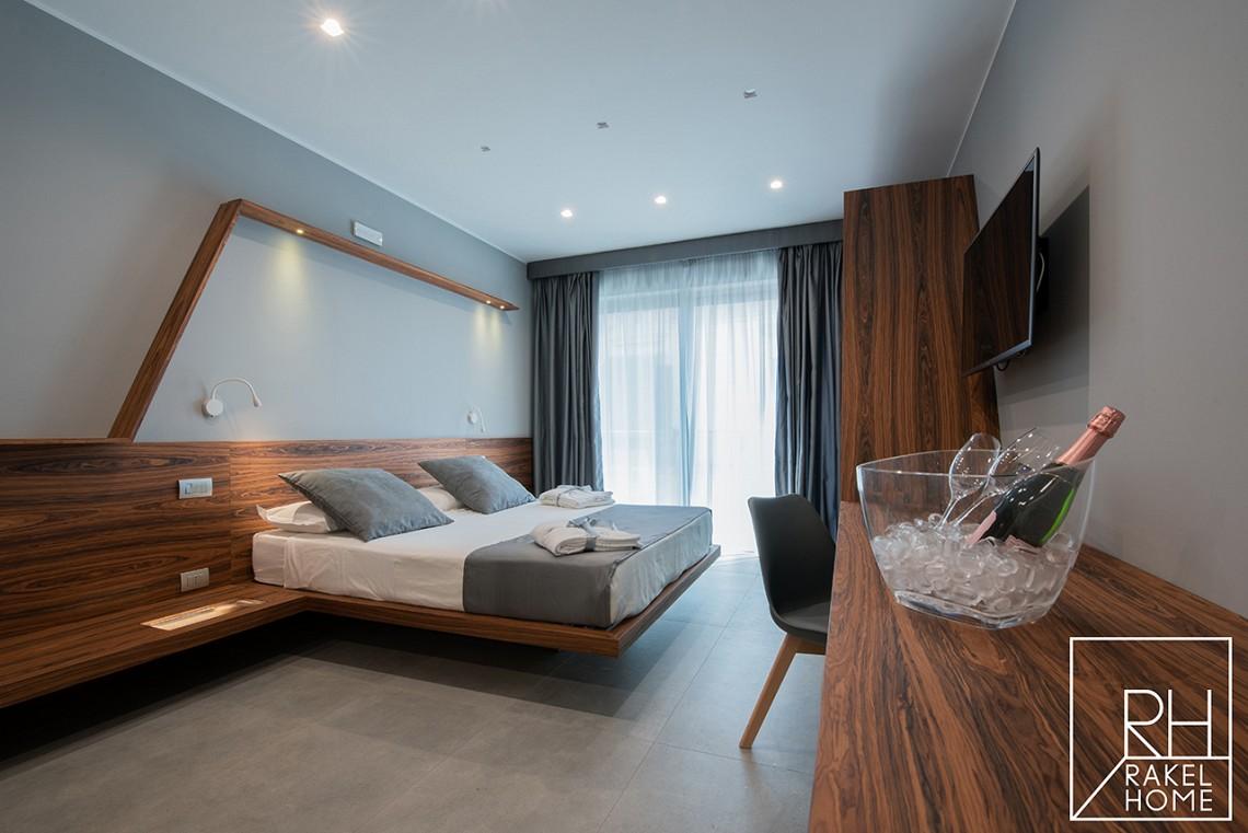 Rakelhome - Vista della camera Suite