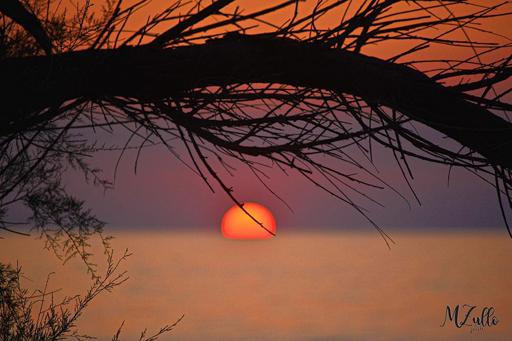 Rakelhome - Uno dei tramonti a Milazzo